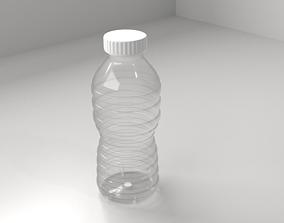 Plastic Bottle 6 3D