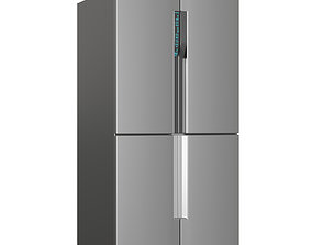 Samsung Refrigerator RF905QBLASL LV 3D