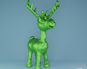 Moose sweet 3D print model