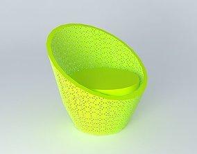 3D model GREEN CHAIR DURBAN houses the world