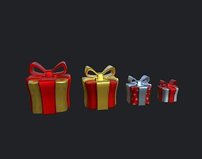 3D asset game-ready Gifts