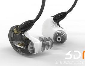 3D Earphones Sure