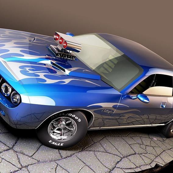 Dodge Challenger!