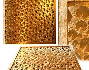 3D model decorative panel v1
