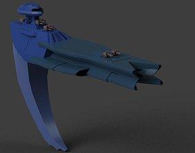 Shark Tooth 3D print model