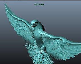dove for decoration 3D