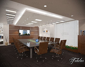 Conference room 01 3D