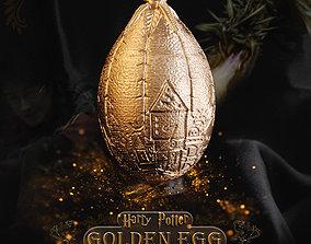 3D printable model Golden Egg - Harry Potter Triwizard 3