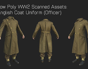 WW2 English Military Uniform Officer - WW2 realtime 2