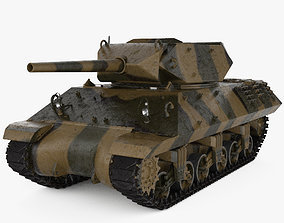 3D model M10 Wolverine