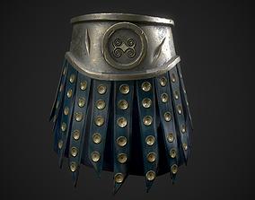 Armor 3D asset realtime