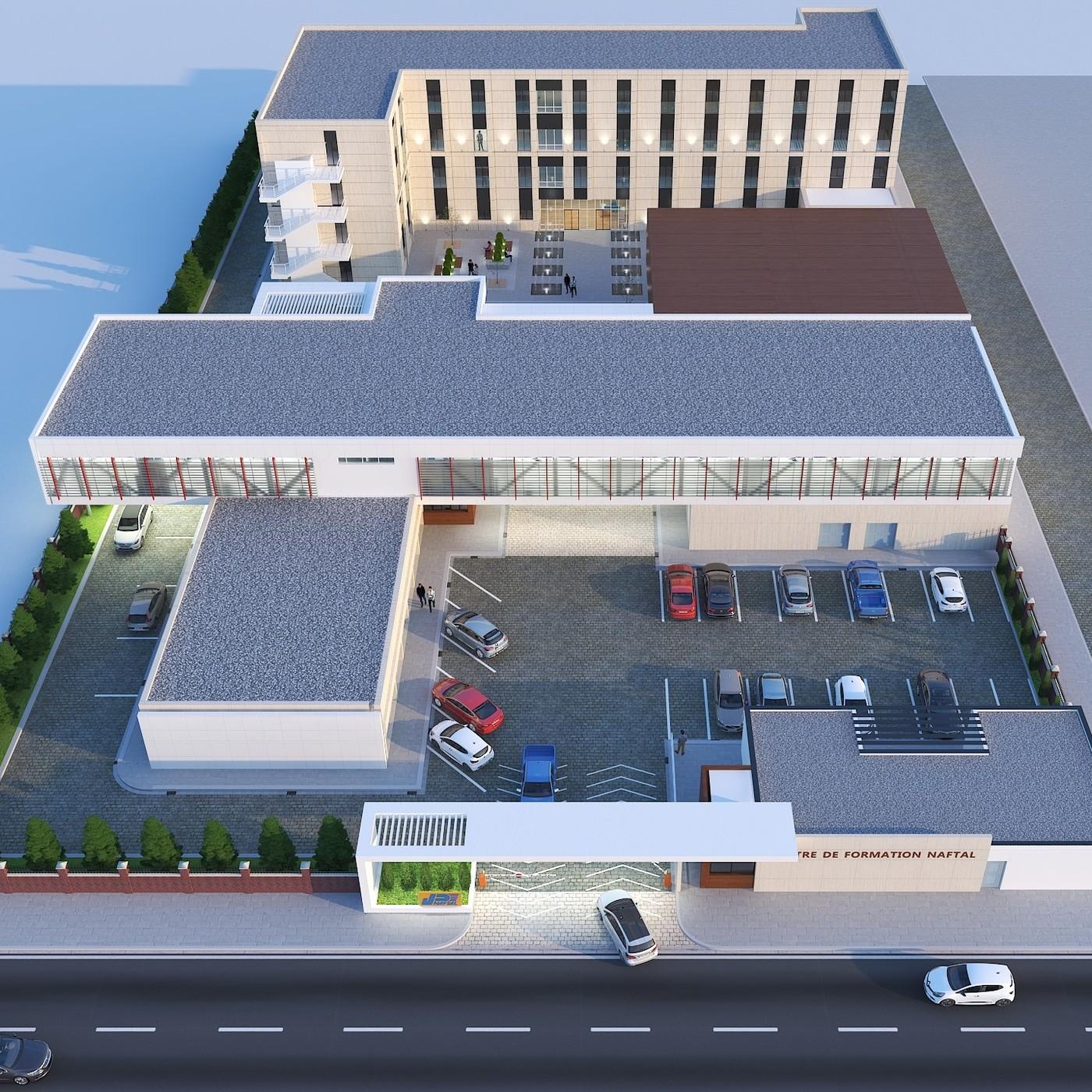 Training center in algeria