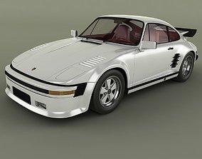 3D model Porsche 911 Slantnose