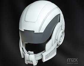 Mass Effect N7 Helmet for 3D-printing