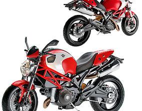 Ducati Monster 796 3D model