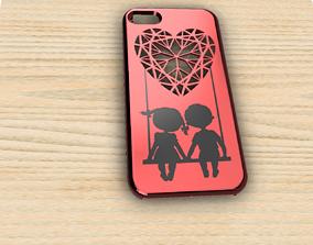 CARCASA IPHONE 7-8 IN LOVE 3D