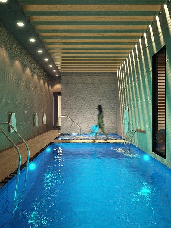 Interior 001 Swimming pool