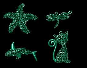 ANIMAL WORLD 3D printable model