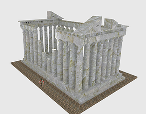 realtime Blender 3D Athens Model Very Good quality