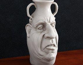 Vase Head 3d print