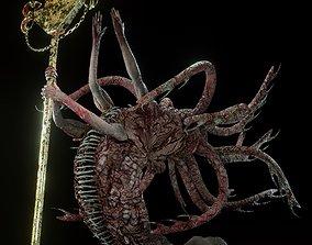 3D asset Infectus Femina Demon