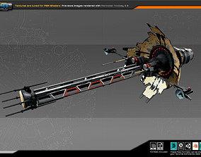 SF SatCom 2K 3D model