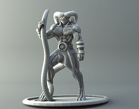 3D print model Hunter Demon - Satyrian