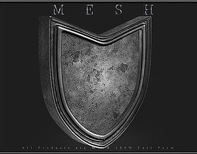 Metal Plate 03 3D model