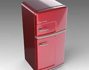 3D model Big Chill Refrigerator