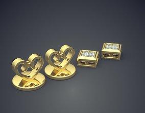 3D print model Brooches CAD-6687