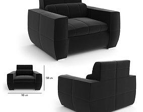 MODERN ARMCHAIR furniture 3D