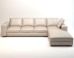 3D Asnaghi Leonardo grand hotel sofa