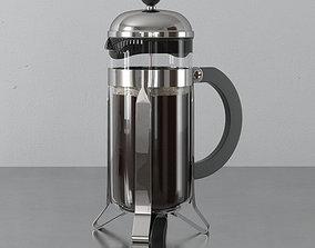 coffee maker 26 am145 3D model