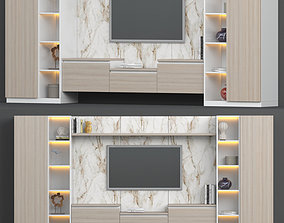Tv Stand 30 3D model