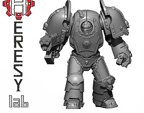 HeresyLab Talon Meka MK1 3D print model HL126