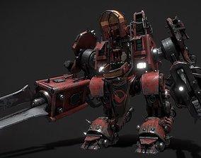 3D printable model Robot SCV