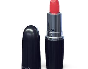 Lipstick 3D Model interior