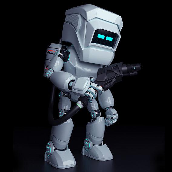 Repair robot
