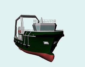 3D Submarine Vessel
