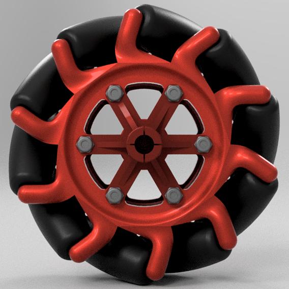 mechanical wheel