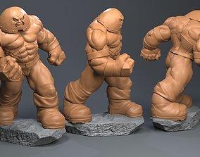 Juggernaut mold 3D print model