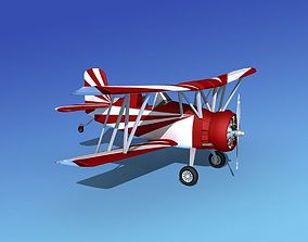 Grumman G-164 AgCat V16 Sport 3D model