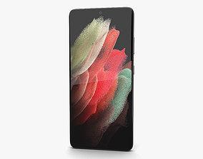Samsung Galaxy S21 Ultra 5G Phantom Brown 3D