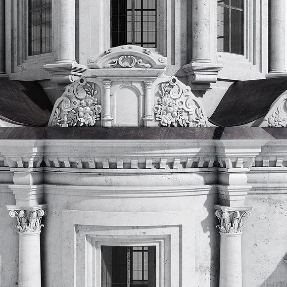 Baroque Orthodox Chapel