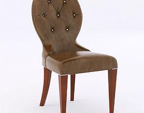 armchair Modern Times 0414S 3D model
