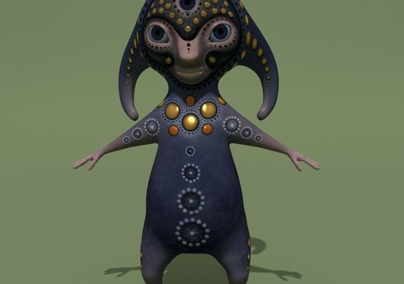 Mystical Monster A