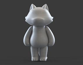3D printable model Cute Cat Platform Toy