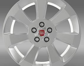 3D Fiat Doblo Cargo rim 2015