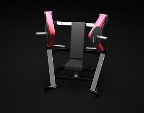 Chest Press 3D