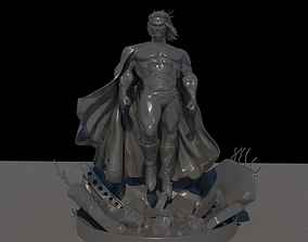 Marvels Sentry 3d Model For 3d Printing